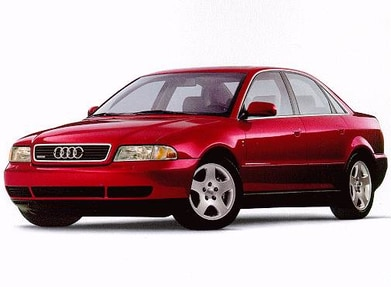 1998 Audi A4 | Pricing, Ratings, Expert Review | Kelley Blue