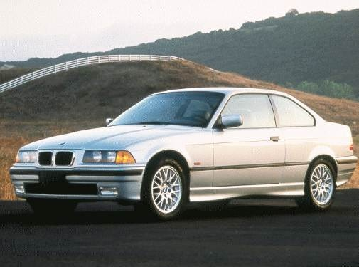 Used 1998 Bmw 3 Series 323is Coupe 2d Prices Kelley Blue Book