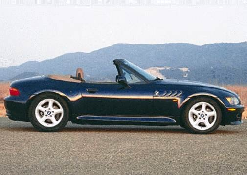 1998 Bmw Z3 Values Cars For Sale Kelley Blue Book