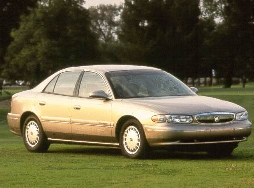 1998 Buick Century Consumer Reviews Kelley Blue Book