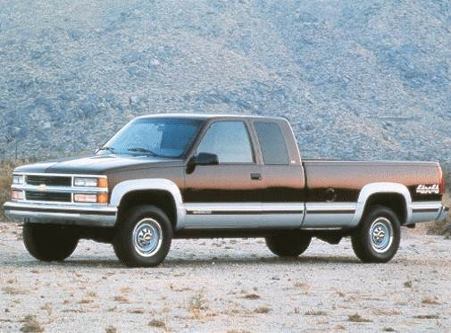 1998 Chevrolet 1500 Extended Cab | Pricing, Ratings, Expert Review