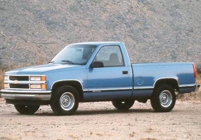 1998 Chevrolet 1500 Regular Cab Pricing Reviews Ratings