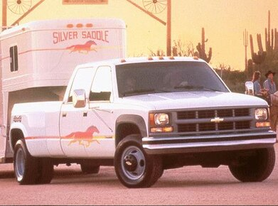 1998 Chevrolet 3500 Crew Cab | Pricing, Ratings, Expert