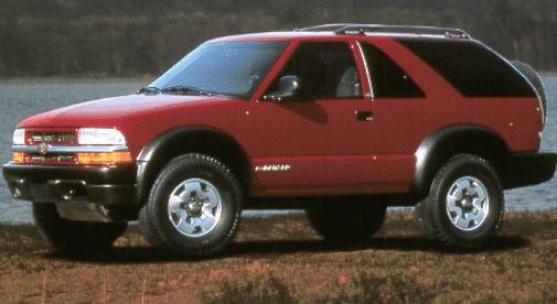 1998 Chevrolet Blazer | Pricing, Ratings, Expert Review