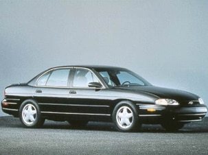 Used 1998 Chevrolet Lumina Ltz Sedan 4d Prices Kelley Blue Book