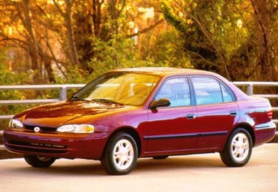 1998 Chevrolet Prizm   Pricing, Ratings, Expert Review