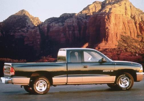 1998 Dodge Dakota Club Cab | Pricing, Ratings, Expert Review