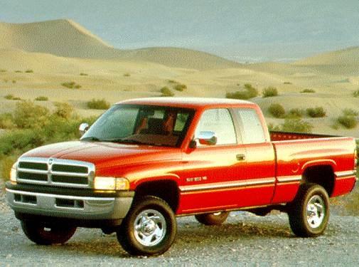 1998 Dodge Ram 2500 Club Cab   Pricing, Ratings, Expert Review