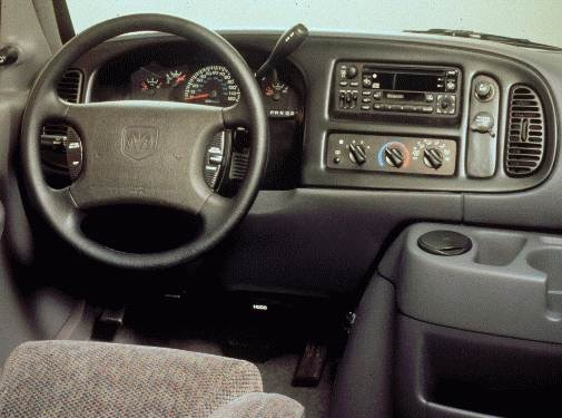 1998 Dodge Ram Van 1500 | Pricing, Ratings, Expert Review