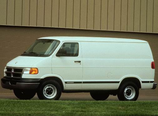 Used 1998 Dodge Ram Van 1500 Values