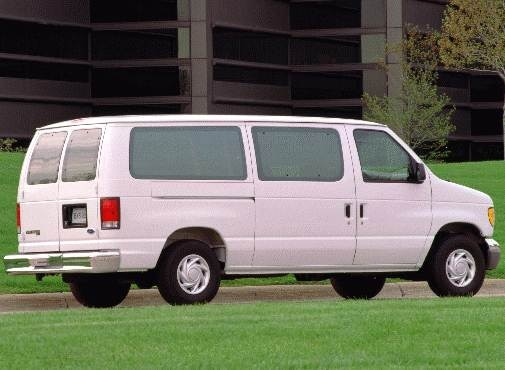 1998 Ford Club Wagon | Pricing, Ratings, Expert Review