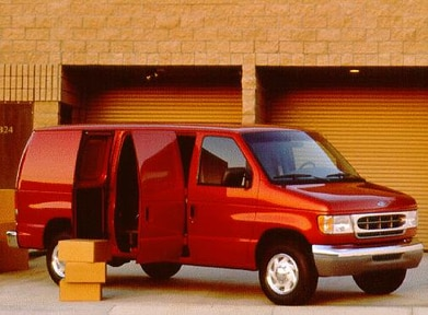 1998 Ford Econoline E350 Cargo   Pricing, Ratings, Expert