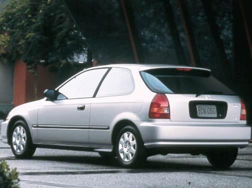 1998 Honda Civic | Pricing, Ratings, Expert Review | Kelley