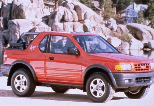 Used 1998 Isuzu Amigo Values Cars For Sale Kelley Blue Book
