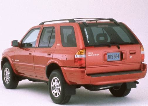 1998 Isuzu Rodeo | Pricing, Ratings, Expert Review | Kelley Blue Book