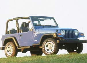 Used 1998 Jeep Wrangler Sport Utility 2d Prices Kelley Blue Book