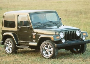 Used 1998 Jeep Wrangler Sahara Sport Utility 2d Prices Kelley