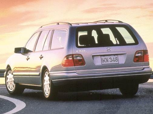 1998 Mercedes-Benz E-Class | Pricing, Ratings, Expert Review