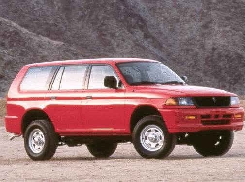1998 Mitsubishi Montero Sport | Pricing, Ratings, Expert