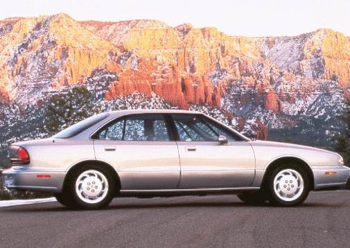 98 1998 Oldsmobile 88//Eighty Eight owners manual