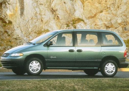25+ 1998 Plymouth Grand Voyager
