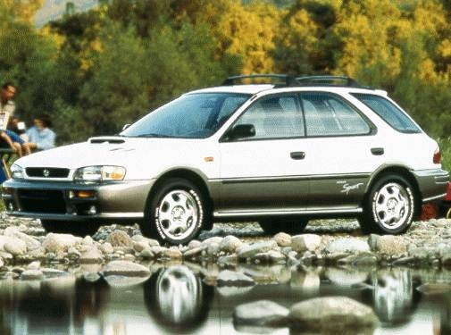 used 1998 subaru impreza outback sport wagon 4d prices kelley blue book used 1998 subaru impreza outback sport
