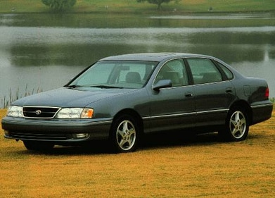 2015 Toyota Avalon For Sale >> 1998 Toyota Avalon Pricing, Reviews & Ratings | Kelley Blue Book