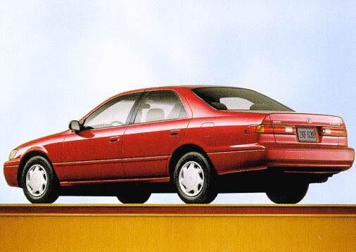 32 1998 Toyota Camry Parts Diagram