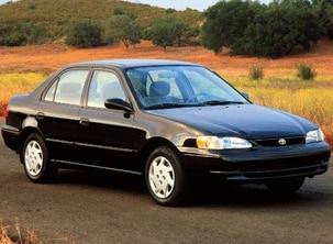 Used 1998 Toyota Corolla Ce Sedan 4d Prices Kelley Blue Book