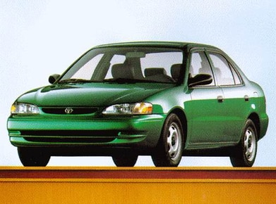 1998 Toyota Corolla | Pricing, Ratings, Expert Review | Kelley Blue Book
