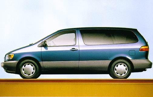 used 1998 toyota sienna le minivan prices kelley blue book used 1998 toyota sienna le minivan