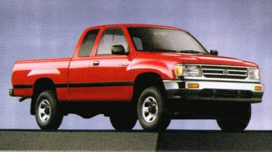 1998 Toyota T100 Xtracab Pricing Ratings Expert Review Kelley