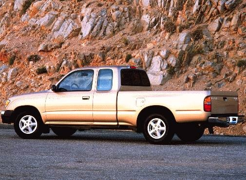 1998 Toyota Tacoma Xtracab Pricing Ratings Expert Review