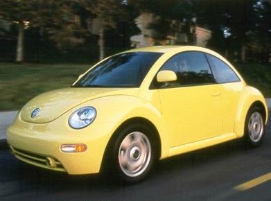 1998 Volkswagen New Beetle Pricing Reviews Ratings