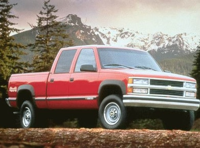 1999 Chevrolet 2500 Crew Cab | Pricing, Ratings, Expert