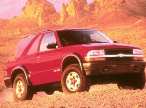 1999 Chevrolet Blazer Values Cars For Sale Kelley Blue Book