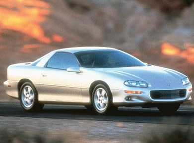 1999 Chevrolet Camaro | Pricing, Ratings, Expert Review | Kelley