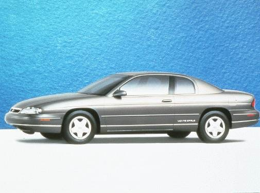 1999 Chevrolet Monte Carlo Pricing Ratings Expert Review