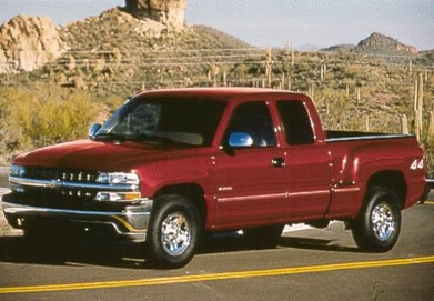 1999 Chevrolet Silverado 1500 Extended Cab | Pricing, Ratings