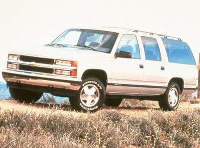 1999 Chevrolet Suburban 1500 Pricing Reviews Ratings