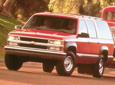 1999 Chevrolet Suburban 2500 Pricing Reviews Ratings