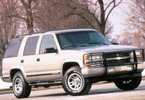 1999 Chevrolet Tahoe Pricing Reviews Ratings Kelley