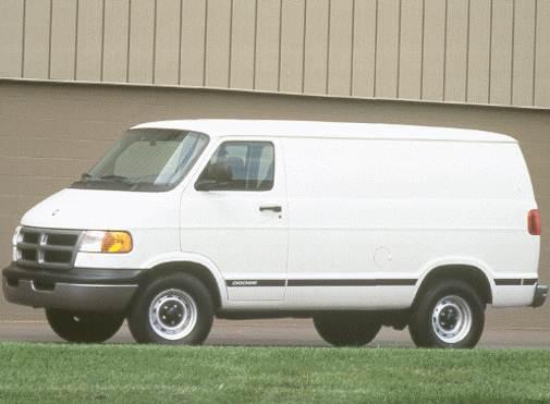 1999 Dodge Ram Van 1500   Pricing, Ratings, Expert Review