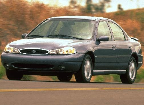 1999 Ford Contour Values Cars For Sale Kelley Blue Book