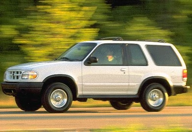 1999 Ford Explorer | Pricing, Ratings, Expert Review