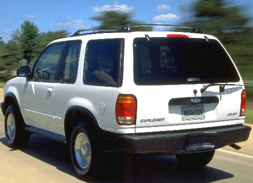 1999 Ford Explorer | Pricing, Ratings, Expert Review | Kelley Blue Book