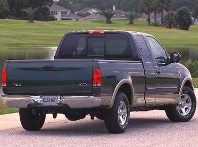 1999 Ford F150 Super Cab Pricing Reviews Ratings Kelley