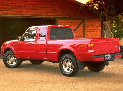 1999 Ford Ranger Super Cab | Pricing, Ratings, Expert Review