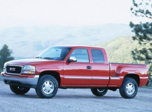 1999 GMC Sierra 1500 Extended Cab | Pricing, Ratings, Expert Review