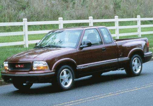 1999 GMC Sonoma Extended Cab | Pricing, Ratings, Expert